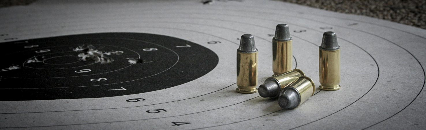 Location de matériel : cible, armes longues, armes de poing